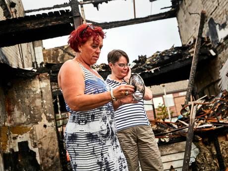 'Branden gesticht uit jaloezie'