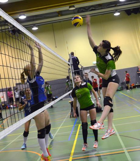 Pegasus eenvoudig langs Heyendaal in volleybalderby