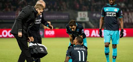 Luciano Narsingh loopt hamstringblessure op
