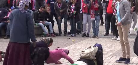 Directeur PSV hekelt stilte rond muntjesgooiers in Madrid
