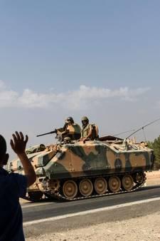 Gesteggel over wapenstilstand Turkije en YPG