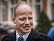 PVV-woordvoerder liet coke bezorgen bij Tweede Kamer