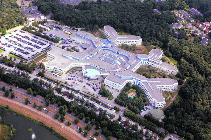 Het Canisius-Wilhelmina Ziekenhuis in Nijmegen.