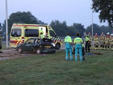 Vijf gewonden door ongeluk op A1 bij Stroe