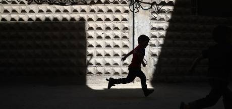 Mortiergranaten raken SOS kinderdorp in Damascus