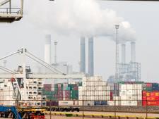 Lagere kolenvraag drukt overslag in Rotterdam