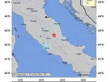 Midden-Italië getroffen door reeks aardbevingen