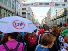 Minister: begin opnieuw met TTIP-onderhandelingen