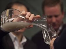 Hoe smaakt 151 jaar oude wijn uit een scheepswrak?