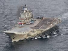 'Russische oorlogsvloot zal Aleppo niet beschieten'