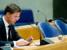Rutte belt met Erdogan: geen bemoeienis in Nederland
