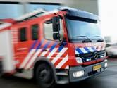 Brand bij woonboot Amstel onder controle