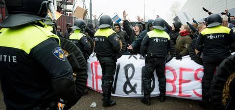Excuses over arrestaties protestmars Feyenoord blijven uit