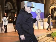 Maradona opgenomen in Italiaanse Hall of Fame