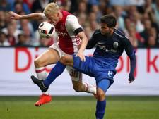 Ongelukkig Ajax speelt gelijk tegen PAOK Saloniki
