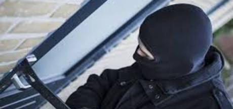 Inbreker op de vlucht voor politie in Zelhem