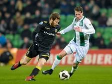 'Rode' Foor bezorgt Vitesse punt in Groningen