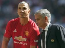 Zlatan krijgt van Mourinho extra verlofdagen