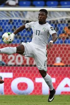 Titelverdediger Ivoorkust stelt teleur tegen Togo
