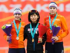 Leenstra en Ter Mors op podium 1500 meter