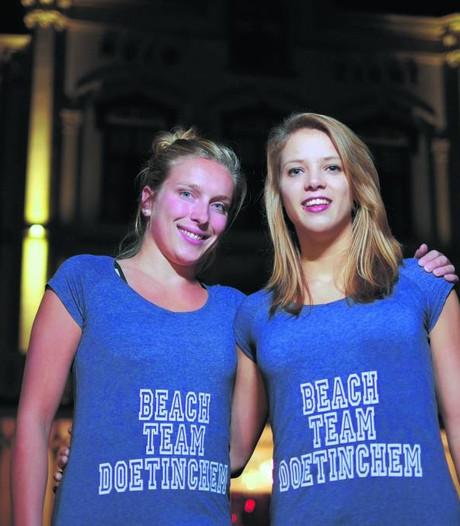 Wesselink en Bloem winnen NK Beach