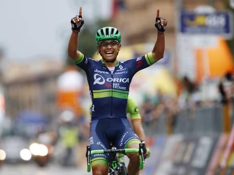 Chaves bekroont topseizoen met zege in Ronde van Lombardije