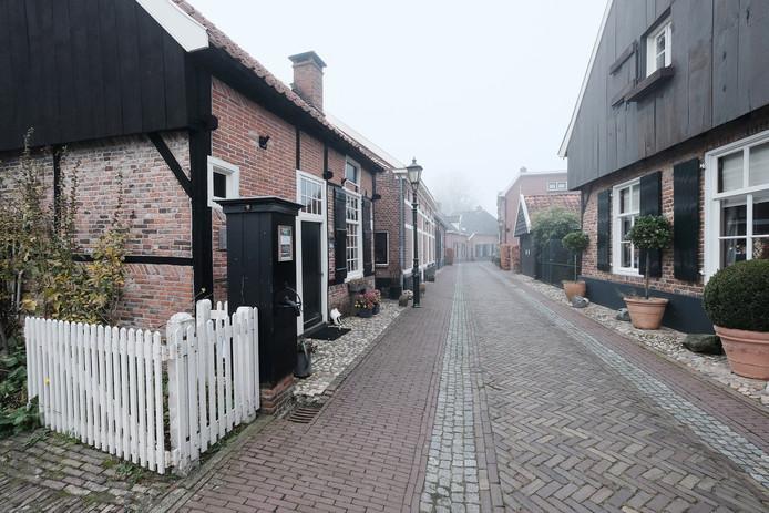 De pittoreske straatjes van Bredevoort.