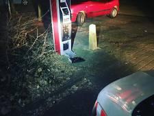 Schade aan parkeerautomaat bij poging tot kraak in Nijmegen