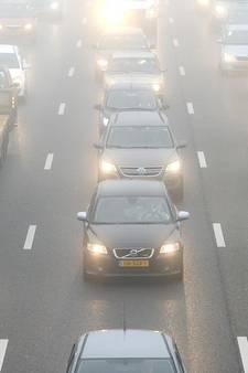 Pas op voor dichte mist in ochtendspits