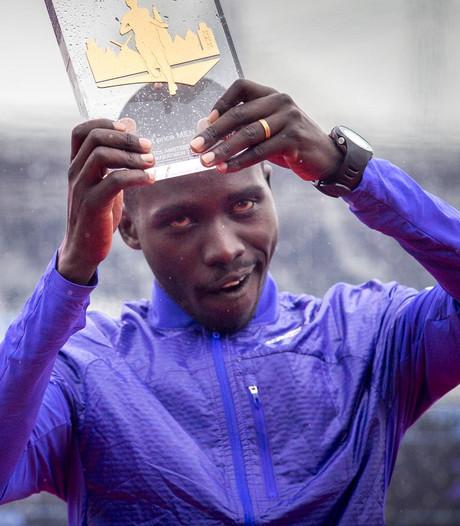 Wereldtoppers aan de start Amsterdamse marathon