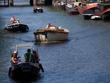 Amsterdam heeft primeur met 'roboats'