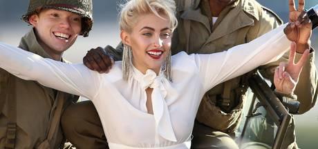 Paris Jackson is sprekend Madonna bij pikante shoot