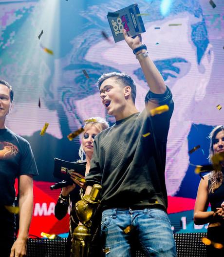 Martin Garrix (20) flikt het: nummer 1 dj van de wereld
