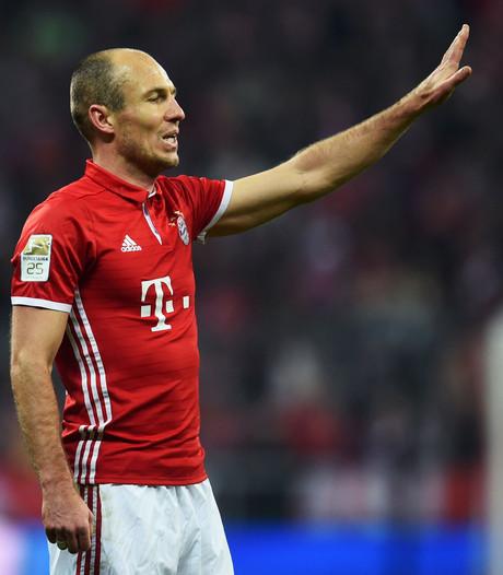 Robben: Vertrek bij Real moeilijkste beslissing uit carrière