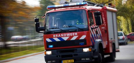 Uitslaande brand in flat Overvecht