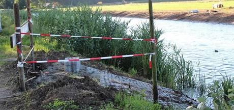 Foutje! Nieuwe brug in Gelders park is 8 meter te kort