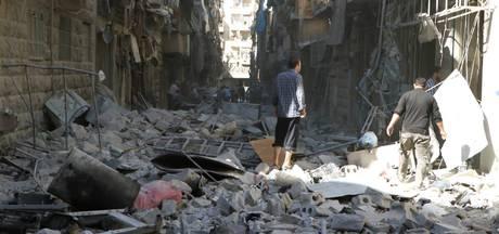 'Aanval op burgers Aleppo is schande voor hele wereld'