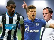 TT: Leicester denkt aan Bony, United dichtbij Zlatan