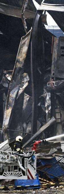 Brand koelopslag Goes: 15 miljoen euro schade