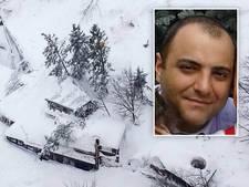 Gast skihotel Italië overleeft lawine maar verliest mogelijk familie