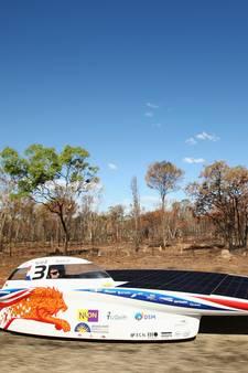 Politie Zuid-Afrika houdt zonneauto Nuna aan