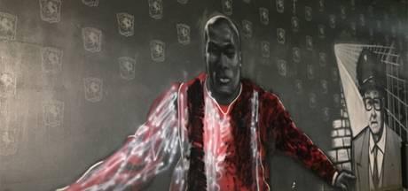 Beeltenis Twente-held N'Kufo voor derby met Heracles beklad