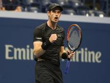 Andy Murray naar tweede ronde van US Open