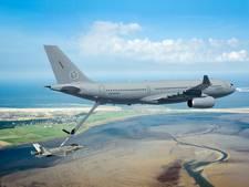 Luchtmacht koopt nieuwe tankvliegtuigen