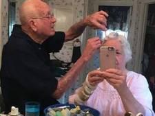 Opa laat zien wat ware liefde is