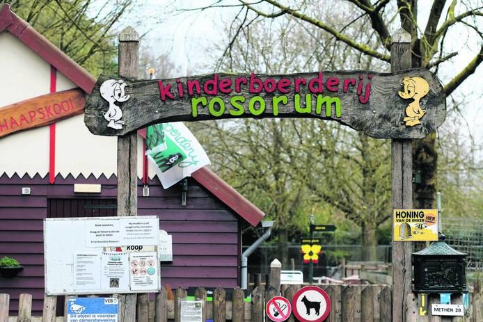 Kinderboerderij Rosorum.
