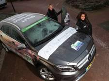 Doetinchemse vrouwen in Benz naar poolcirkel: Zijn géén hittepetitten
