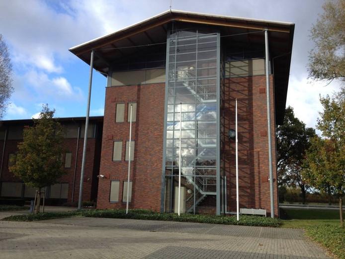 Het Dims-gebouw in Lichtenvoorde.