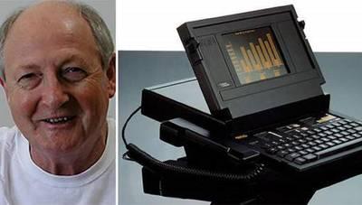 Peetvader van eerste laptop overleden