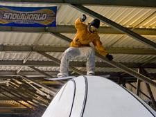 SnowWorld krijgt 3000 zonnepanelen op dak